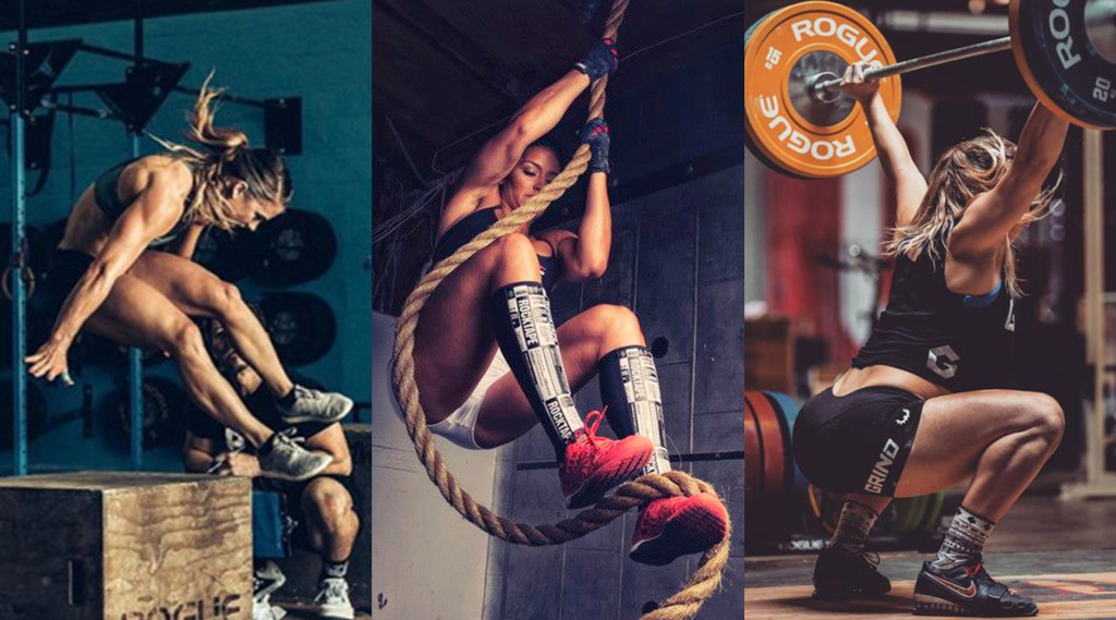 LetsGym Crossfit Inverno
